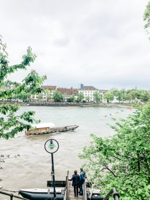 Basel's River Ferry
